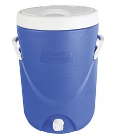 Look what I found on #zulily! Blue 5-Gal. Beverage Cooler by Coleman #zulilyfinds