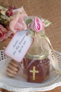 First Holy Communion Favors For Girls and Boys by holyhoney, $4.50
