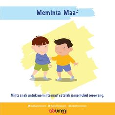 "agaimana rasanya?"" Ia masih belum matang Gentle Parenting, Parenting Quotes, Kids And Parenting, Parenting Hacks, Quotes For Kids, Psychology, Baby Kids, Islam, Education"