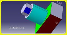How to use PAD Feature in CATIA V5?