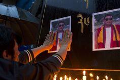 Tibetan suicides.  Free Tibet.