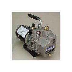 vacuum pump 2 stage 3 9 cfm 1 3hp rotary vane deep hvac tool for ac rh pinterest com Liquid Ring Vacuum Pump Diagram Vacuum Pump Drawing