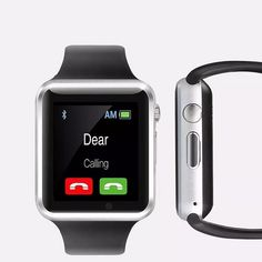 60e454f2930 Bluetooth Smart Wrist Watch SIM Phone Mate for iPhone IOS Android Samsung  Operating System - IOS and Android