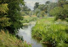 The Winding Welland by Peter Barker