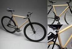 Quand un matériau de luxe, la fibre de carbone, rencontre un matériau bas de gamme, le bambou, ça donne le Semester Bike. Aussi sympa que cela puisse paraitre, un cadre en bois tient-il la comparaison avec un cadre en acier, alu ou carbone ?