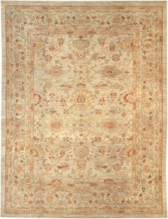 Sultanabad  rug 35040  Width107 inches Length140 inches  I Emmett Eiland
