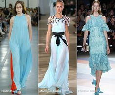 Nice Spring/ Summer 2017 Color Trends: Island Paradise Aqua Blue... Voorjaar 2017 Check more at http://fashionie.top/pin/23511/