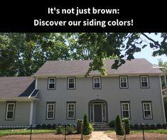 Engineered Wood Siding, Siding Options, Siding Colors, Exterior Siding, Sustainable Design, Design Elements, Windows, News, Outdoor Decor