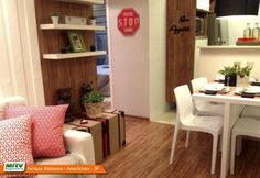Apartamento Decorado Pequeno de 46m-mrv (3)