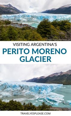 Perito Moreno Glacier in Los Glaciares National Park is a spectacular sight! Here are some tips for visiting and interesting facts about the glacier.(travelyesplease.com) | El Calafate, Patagonia, Argentina, Argentina places to visit, Argentina things to do, Patagonia places to visit, Patagonia things to do, glacier, Argentina travel destinations, Patagonia travel destinations, travel destinations, travel inspiration Amazing Destinations, Travel Destinations, Patagonia Travel, Argentina Travel, National Parks Usa, South America Travel, Travel Around The World, The Great Outdoors, Travel Guides