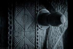 Old armenian door locks