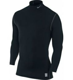 fe77d38b ... Mock Collar 84% Polyester/16% Spandex Dri-FIT Jersey UV Protection To  30 UPF NIKE Pro Combat Core Mock Retail Price: $50.00 Golf Director Price:  $45.00