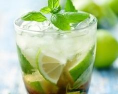 Mojito sans alcool : http://www.cuisineaz.com/recettes/mojito-sans-alcool-57283.aspx