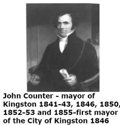 In 1837 and John Counter played a role in the novel as a thorn in the side of protagonist Ryan. He later became mayor of Kingston, Ontario. Kingston Ontario, Newspaper Headlines, War Of 1812, Counter, Novels, Books, Libros, Book, Book Illustrations