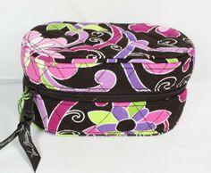 Amazon.com: Vera Bradley Jewelry Box: Jewelry Purple Punch