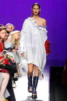 Mercedes Benz Fashion Week Madrid: ManéMané Primavera-Verano 2017