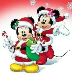 Natal Do Mickey Mouse, Mickey E Minnie Mouse, Minnie Mouse Christmas, Wallpaper Do Mickey Mouse, Disney Wallpaper, Deco Disney, Share Pictures, Christmas Tree Background, Christmas Trees