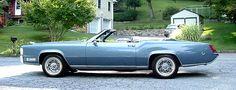 1968 Cadillac Eldorado Convertible
