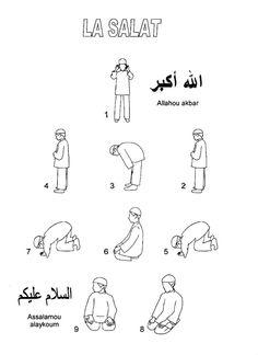 Printable Salaah Worksheet Kids Learning Printables A Muslim Homeschool Ramadan Activities, Ramadan Crafts, Islamic Prayer, Islamic Teachings, Religious Education, Kids Education, Learning Arabic, Kids Learning, Ablution Islam