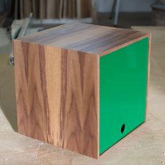 Storage Cube | Vinyl Record Storage| Simple Wood Goods | Music Library | Pinterest | Storage cubes Record storage and Cube & Storage Cube | Vinyl Record Storage| Simple Wood Goods | Music ...