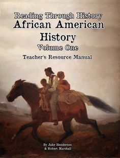 Reading Through History is pleased to present African American History: Volume One. This is a collaborative effort by two Oklahoma classroom teachers with over thirty years of teaching experience at the secondary level. It includes 159 pages of student activities related to the major figures and events of African American history from the Middle Passage up to Jackie Robinson's breakthrough in Major League Baseball.