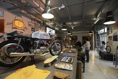 Our decks now available at Deus Shop, Thaon de Revel street, Milan