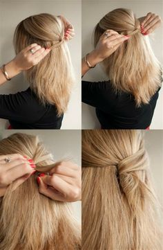 Awesome, Cute & Inspiring Short, Medium & Long Hair Styles For Women-7