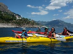 Just ahead of the starting point, once pass Duoglio & Santa Croce beaches, we will be able to admire and kayak under the