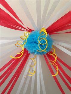 Big top circus birthday party decorations