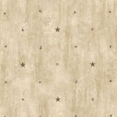 """Countryside Bryndle Barnstar & Sprigs 33' x 20.5"""" 3D Embossed Wallpaper"""