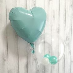 TiffanyBlue Brooklyn Height Float type & Table top type - Chubby Balloon フリンジバルーンとおしゃれなバルーン電報のことならチャビーバルーン 大阪北堀江