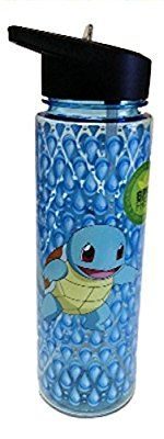 Pokemon Squirtle Water Bottle