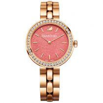 Swarovski Swarovski Daytime Coral Bracelet Watch White Rose gold-plated