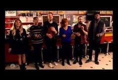 Pentatonix & Reba McEntire Team Up To Sing An A Cappella Version Of Winter Wonderland!