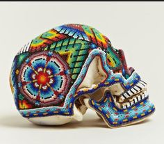 Mexican bead art 4