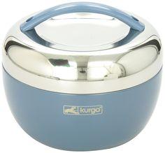 Pet Supplies : Kurgo Wander Pail Dog Food Travel Container and Bowl, 44 Ounces : Pet Bowls : Amazon.com