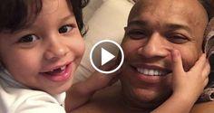 """El hijo de Alexander Delgado imita a su papá cantando """"Si no vuelves"""" - CiberCuba"""
