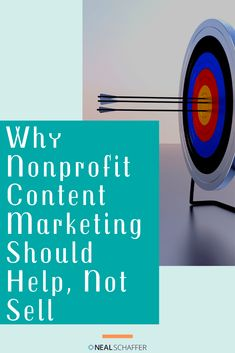 Nonprofit content marketing is not about being salesy: It's about being a helpful friend and providing value to your constituents. Network Marketing Tips, Content Marketing Strategy, Social Media Marketing, Marketing Models, Business Marketing, Online Marketing, Influencer Marketing, Social Media Content, Non Profit