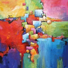 Building Blocks by Karen Hale