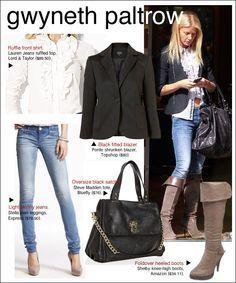 J.Crew Teams Up With Gwyneth Paltrow, Sees 8% Traffic ...