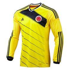 Me gustó este producto Adidas Camiseta Selecci n Colombia Hombre Manga Larga  FCF 2013. 06620af6ce732