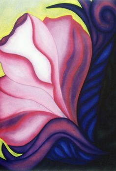 Flora by Susan Will, pastel