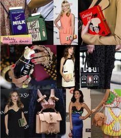 Novas idéias de bolsas diferentes