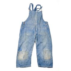 be1610310f7 1920 Rail Road Kids Overall