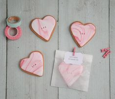 personalised wedding favour biscuits by honeywell bakes | notonthehighstreet.com