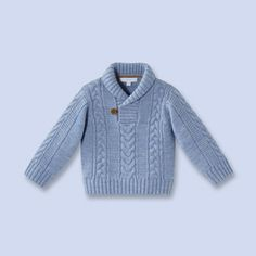 Layette Boys Knit Jumper