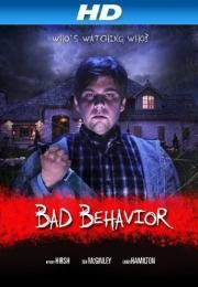 """Bad Behavior        Bad Behavior      Ocena:  4.80  Žanr:  Thriller  Trapped overnight by an unknown assailant a babysitter struggles to stay safe. As the hours tick by she realizes that the greatest threat might be from the very children she's trying to protect.  """"  Glumci:  Hallee Hirsh Austin Rogers Linda Hamilton Ted McGinley Jeremy Dozier Elsie Fisher Andrew James Allen Jessica Gardner Martin Moakler Nicki Hunter  Režija:  Nicholas Brandt Lisa Hamil  Država:  USA  Trajanje:  83 min…"""