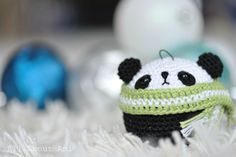 I need to learn how to crochet so I can make this little guy - so cute!