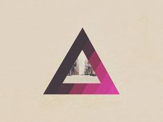 Triangle Experiment by Angel A. Acevedo - Dribbble