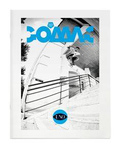 GO Skateboarding magazine - Madrid